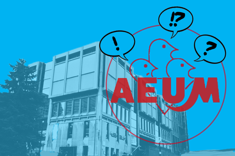 La motion de Désinvestissement McGill adoptée au conseil législatif de l'AÉUM