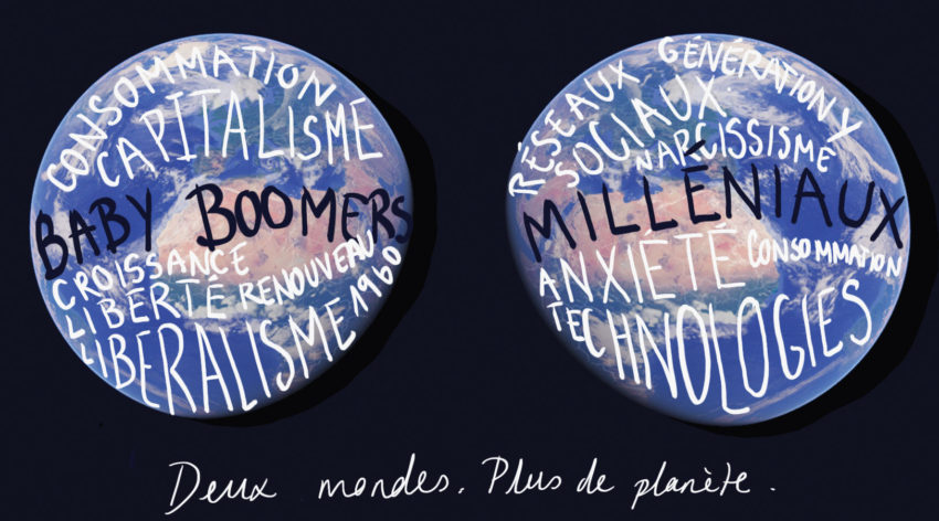 Baby boomers datant site