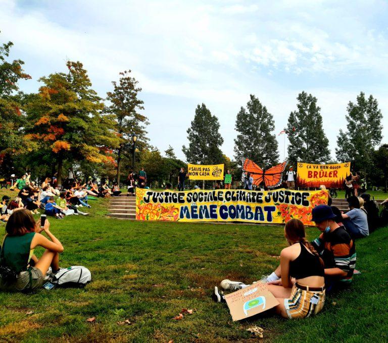 Manifestation pour le climat: «Nous avons été ignoré·e·s»