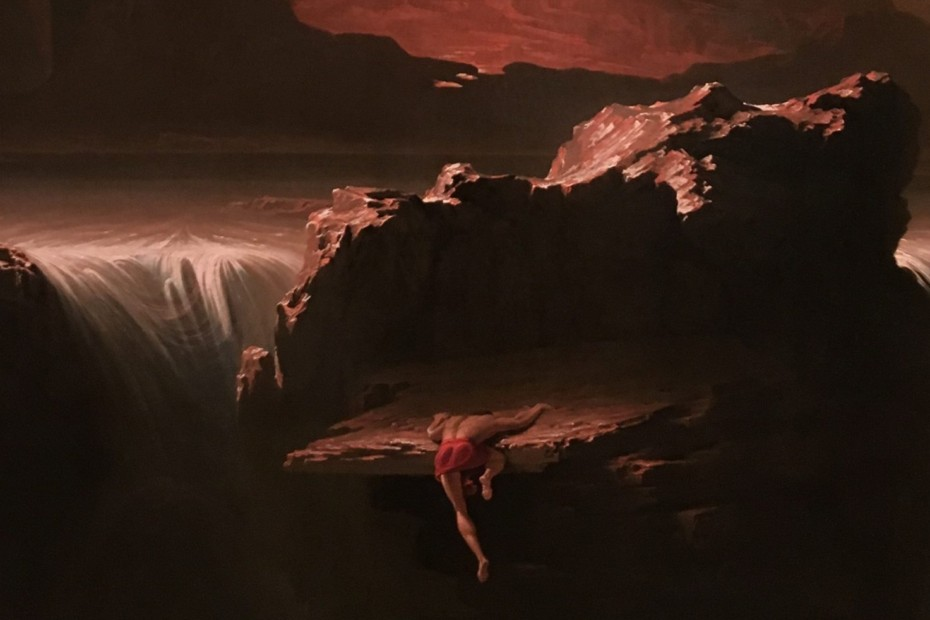 Sadak in Search of the Waters of Oblivion, John Martin