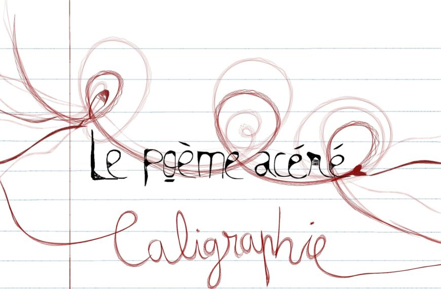 Caligraphie