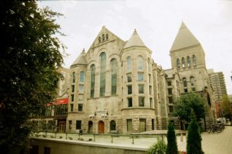 Antiracisme à McGill: Réaction du BSN