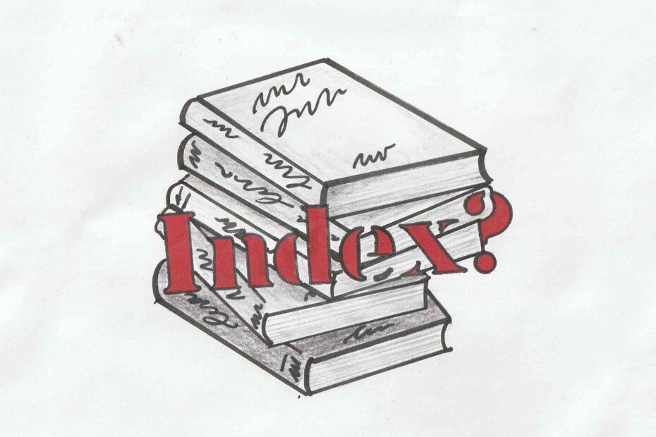 Livres à l'index