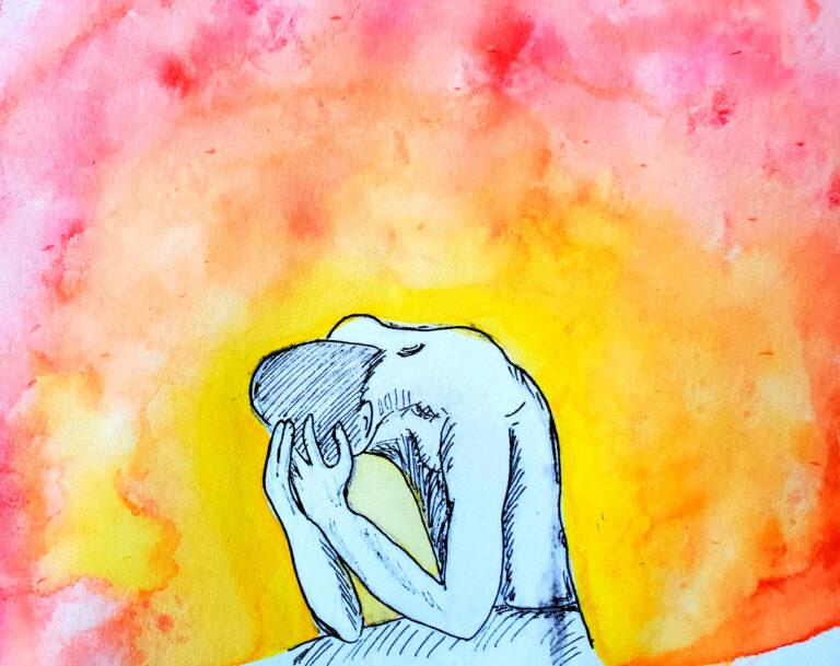 «La souffrance, c'est lavie»