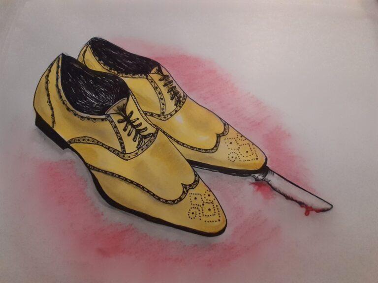Sortir des souliers de l'opprimé
