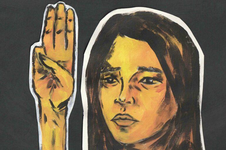 Une McGilloise au coeur du coup d'État birman
